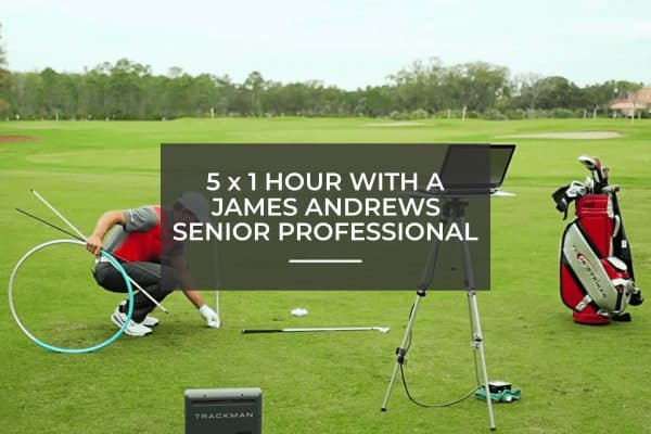 5 x 1 Hour with a James Andrews Senior Professional