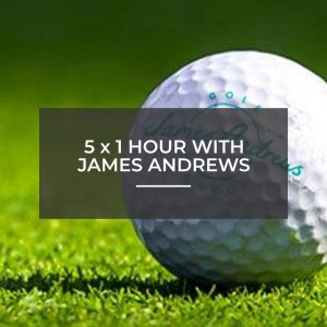 5 x 1 Hour with James Andrews