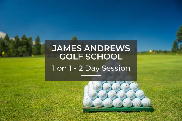 Golf School - 2 Day Session (1 on 1)