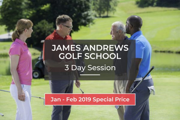 Golf School - 3 Day Session (Special Price)